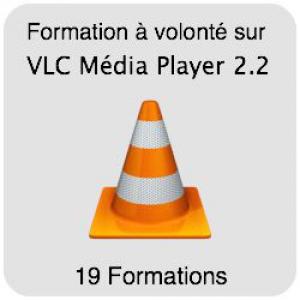 Formez-vous sur VLC Media Player 2.2